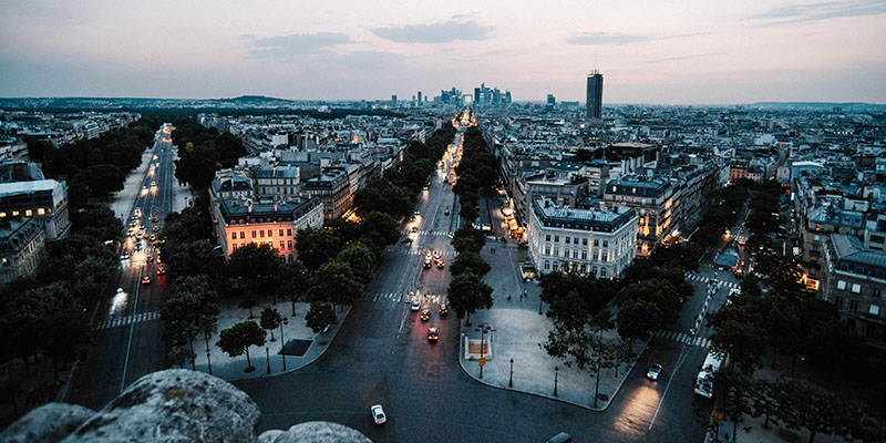 Que faire pour son premier week-end à Paris ?